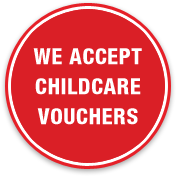 We Accept Childcare Vouchers