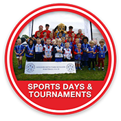 Sports Days & Tournaments in Surrey