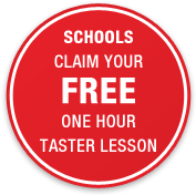 Schools! Claim your FREE taster lesson