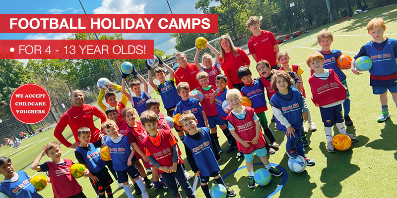 Football Fun Week Holiday Camp