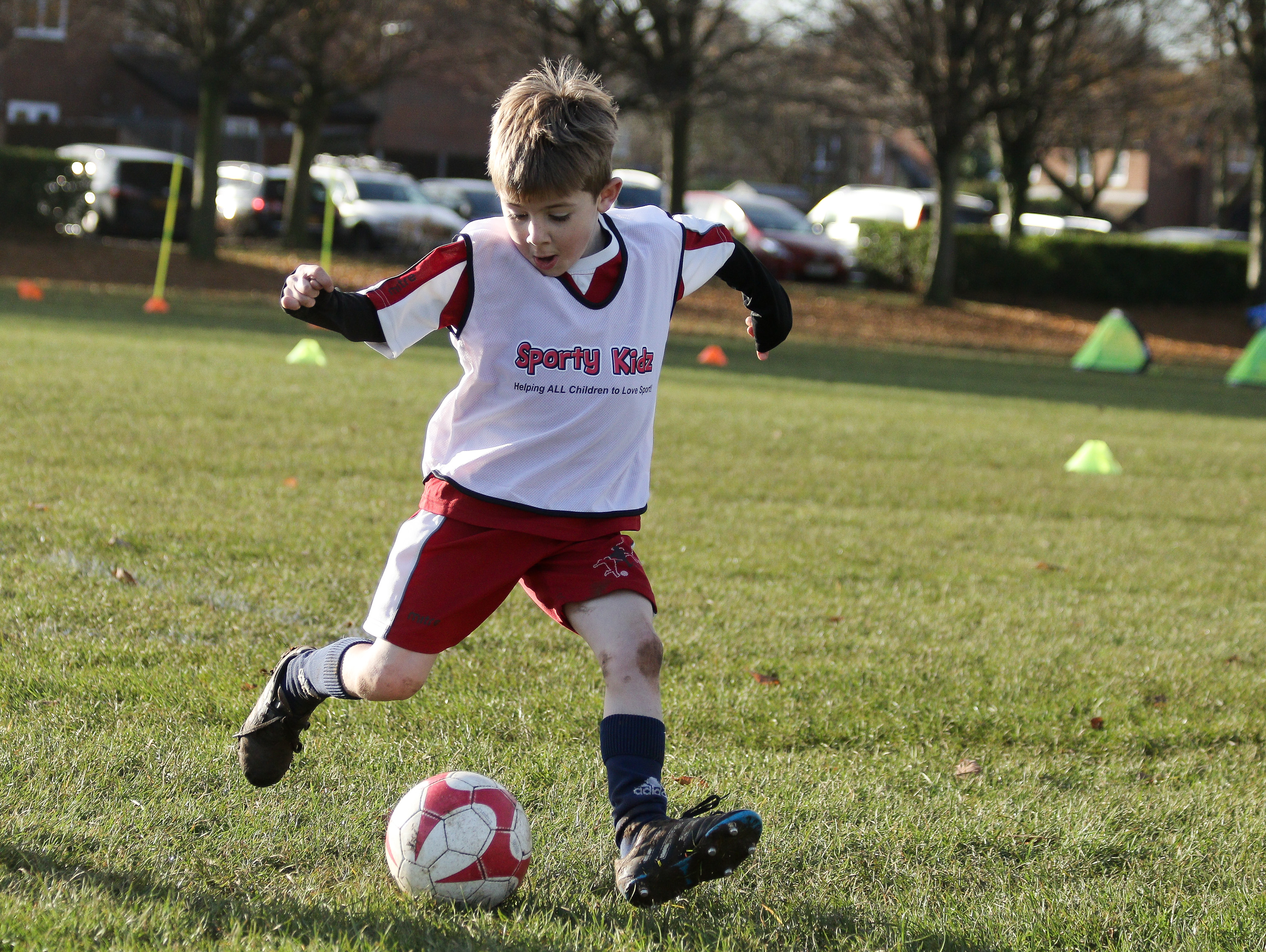 Sporty Kidz Soccer Saturdays Club for 3-6 year olds at GPR FC