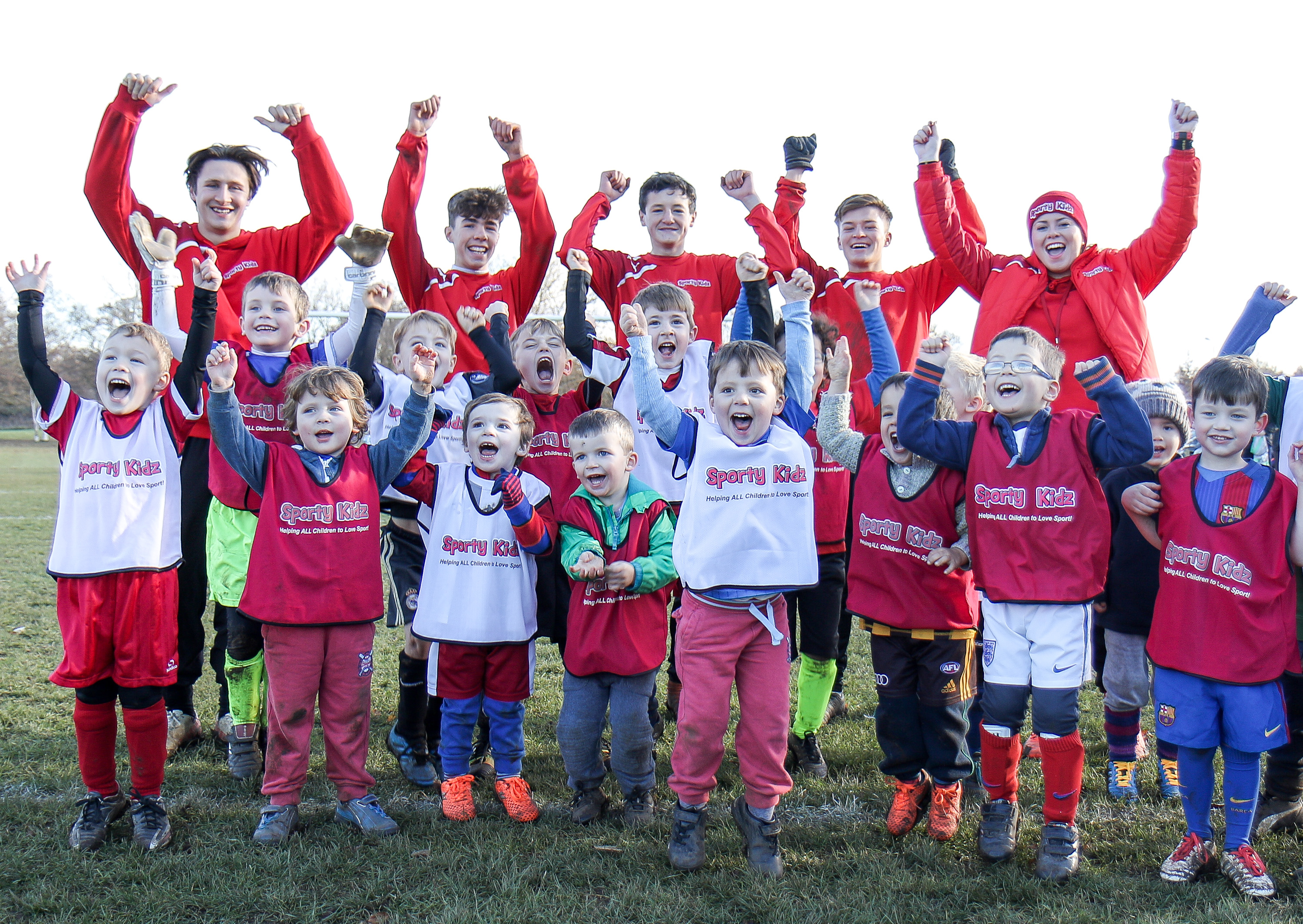 NEW UNDER 6 FOOTBALLERS WANTED FOR 2017/2018 SEASON