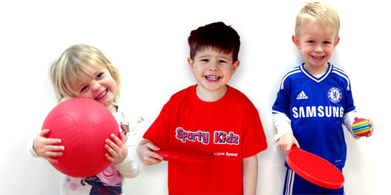 Sporty Kidz Summer Holiday Camp in Woking 2015