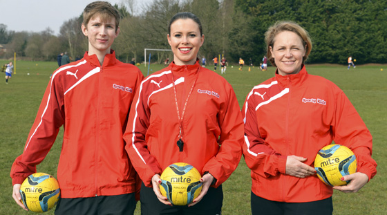 ARE YOU AN EXCELLENT SPORTS COACH OR PT? THEN WE WANT TO HEAR FROM YOU!