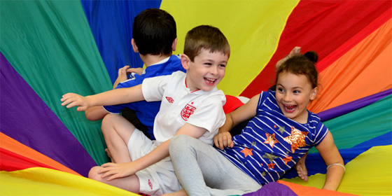 Sporty Kidz Birthday Parties for boys and girls aged 3 - 11 years old