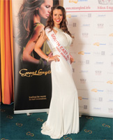Ellie Beagley - Miss South East Beauty